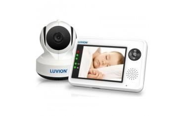 """Бебефон с камера Luvion Essential, 3,5"""" цветен дисплей"""