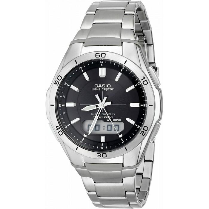 многозонов ръчен часовник Casio Wave Ceptor 5161