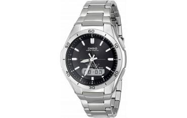 Часовник Casio Wave Ceptor 5161, Неръждаема стомана, Водоустойчив