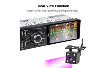 Автомобилно радио MP5 p5140, 4x50 W, Функция задно виждане