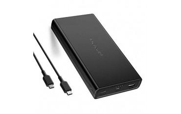 Зарядно устройство RAVPower RP PB159, 45W Power Bank PD 3.0 iSmart, 20100mAh, USB
