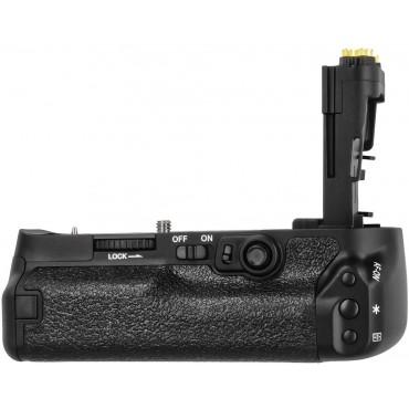 Професионална дръжка на фотоапарата за захващане на батерията Pixel Vertax E20