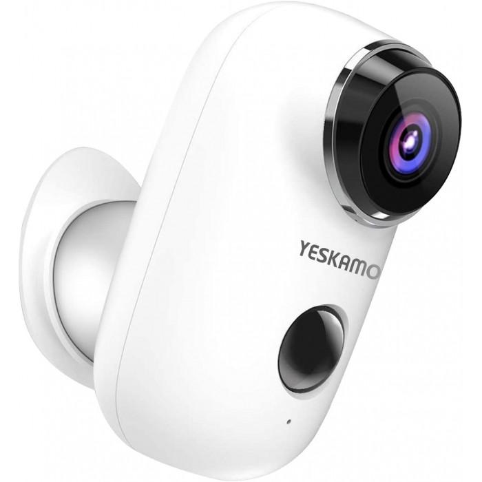 Камера за сигурност на батерията YESKAMO A3