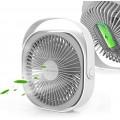 Безжичен вентилатор LaHuko m102, USB зареждане, 3 режима, 360 ° въртене