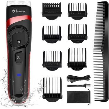 Водоустойчив комплект за подстригване на коса Hatteker RFC 692
