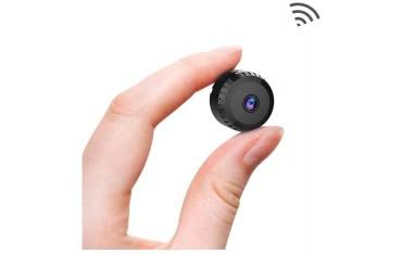 Шпионска мини камера kean hc001, Детектор Нощно вижданедвижение, Ъгъл 150 °