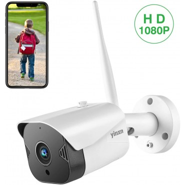 Безжична камера за сигурност YINXN