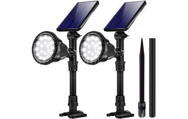 LED прожектор JSOT, Соларен