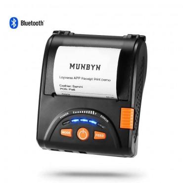 Мини 58 мм термопринтер MUNBYN lr-imp001b-bk