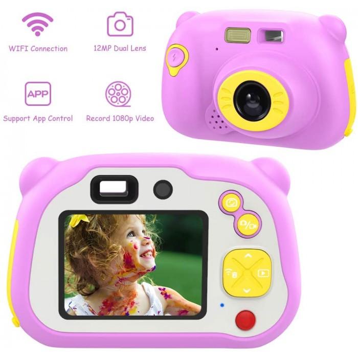Детски цифров фотоапарат MoKo X200