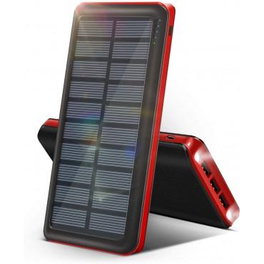Портативно слънчево зарядно устройство RUIPU K07