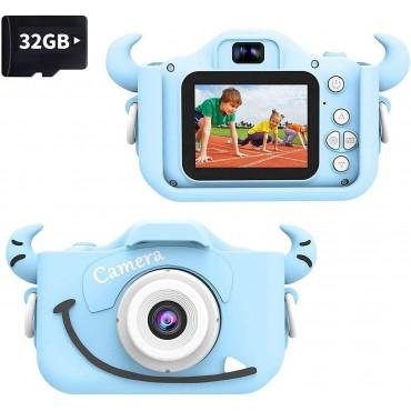Детски цифров фотоапарат Wurkkos