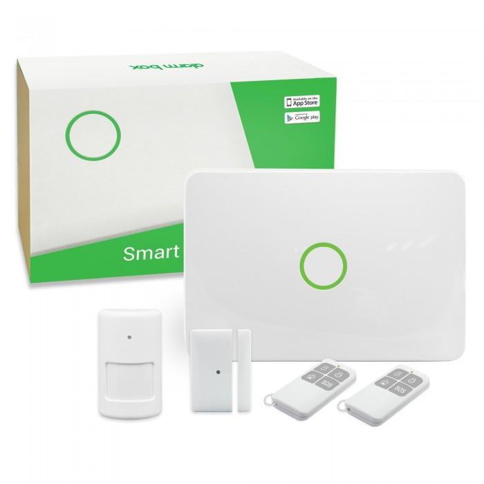 Безжичен интелигентен интелигентен дом Housafe Alarm Box S1