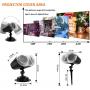 LED проекционна лампа BACKTURE
