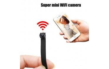 Мини шпионска камера TPEKKA, AHD 1080P Wifi