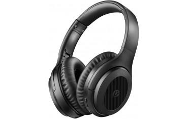 Аудио слушалки Utaxo UT-BH001, Bluetooth 5.0, 30ч. възпроизвеждане, Черни