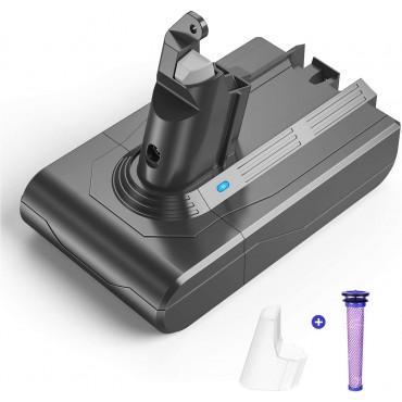 Сменяема батерия YABER V6