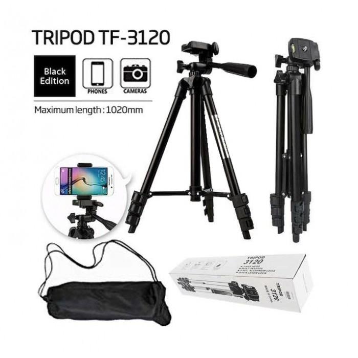 Универсална лека гъвкава стойка TriPod 3120