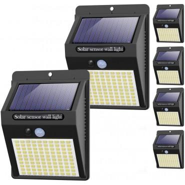 Соларна лампа със сензор за движение Hepside RHF-WS05-EU