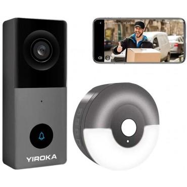 Видео звънец Yiroka WF 005