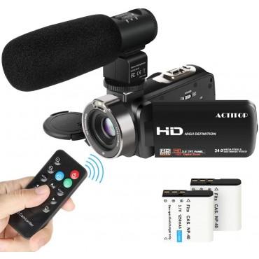 Видеокамера, видеокамера ACTITOP