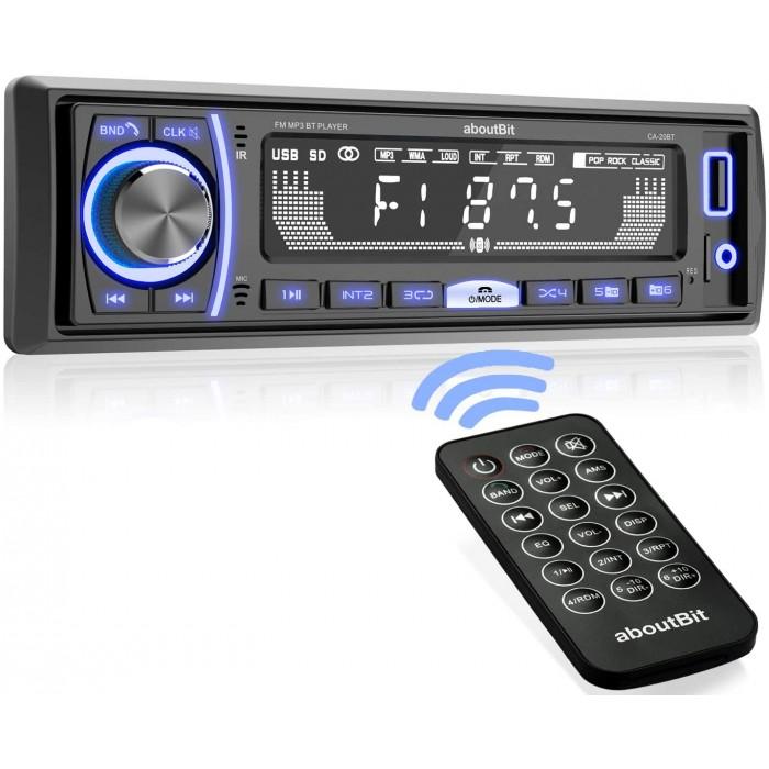 Автомобилно радио aboutBit CA-20BT