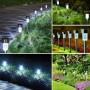 комплект соларни LED лампи Aushe