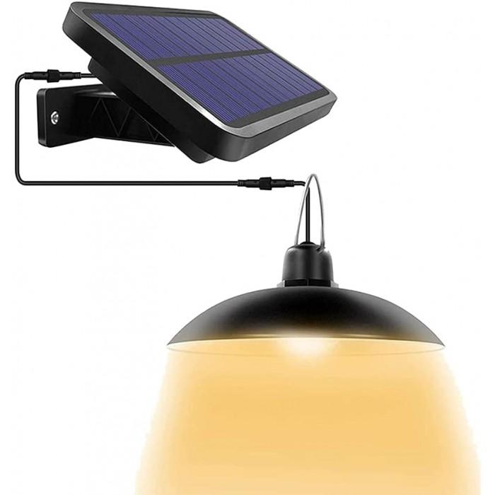 Слънчева висяща LED лампа Aufworld