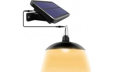 Соларна висяща LED лампа Aufworld