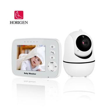 Цифров безжичен видео монитор за бебета HORIGEN SM32PTA