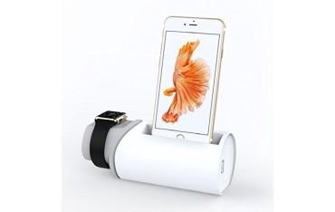 Зарядно AIVANT, 2 в 1 , за iPhone и часовник