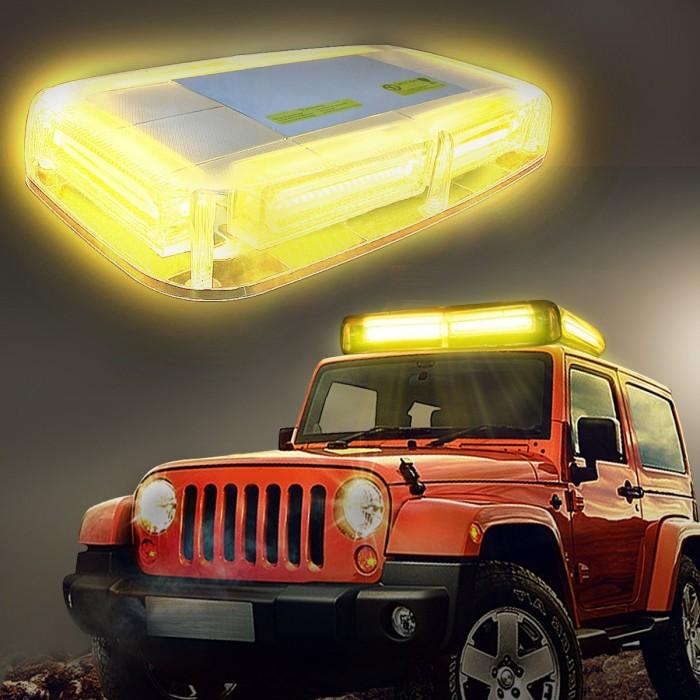 предупредително светодиодно осветление