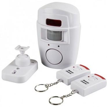 аларма с дистанционно