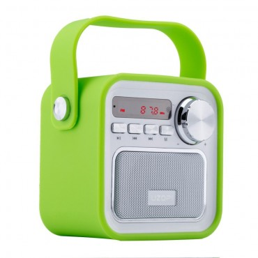 UZOPI високоговорители с FM радио и дистанционно управление