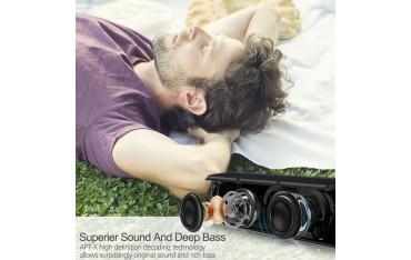 Bluetooth високоговорител, соларен Dreamix, 30+ часа