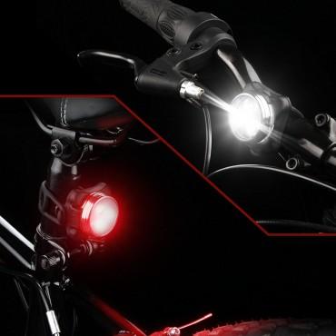 LED фар Ascher за велосипеди