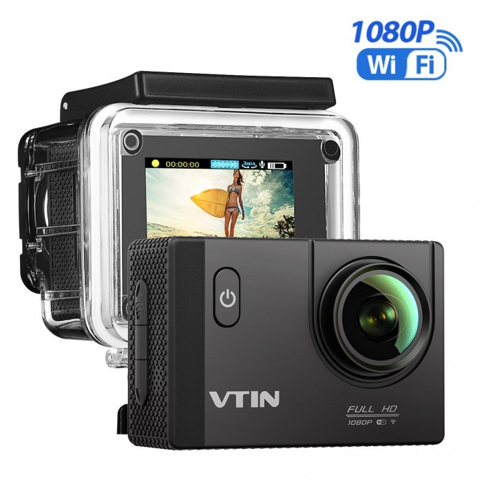 Vtin Epro VOD001B 12 MP Wi-Fi Спортна камера