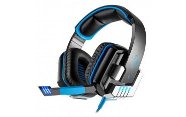 Гейминг слушалки ACEPHA G8000, Съраунд звук, Функция за вибрация, Микрофон, USB