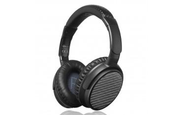 Аудио слушалки iDeaUSA V201, Безжични, Bluetooth 4.1, aptX HiFi стерео, 25ч. възпроизвеждане