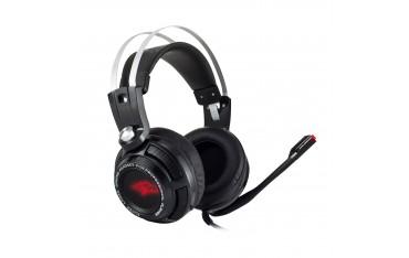 Аудио слушалки EasySMX S3, стерео, LED