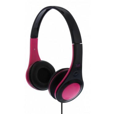 Аудио слушалки DOTCOM, Стерео, Регулируема лента за глава