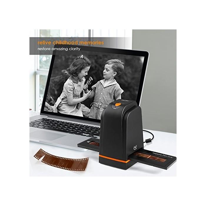 INTEY Slide Филмов скенер