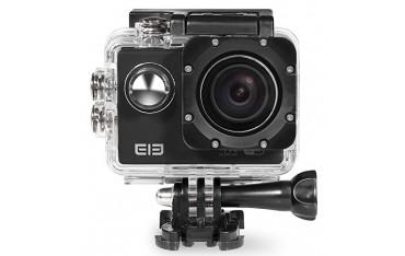 "Екшън Камера ELE CAM Explorer, 2"" HD TFT екран, 4K Ultra HD,DV WiFi, Водоустойчива IP68, Аксесоари"