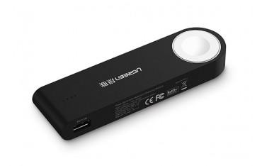 Безжично Зарядно Устройство Ugreen CD129, за Смартфони и Apple Watch, Магнитно, 2200mah