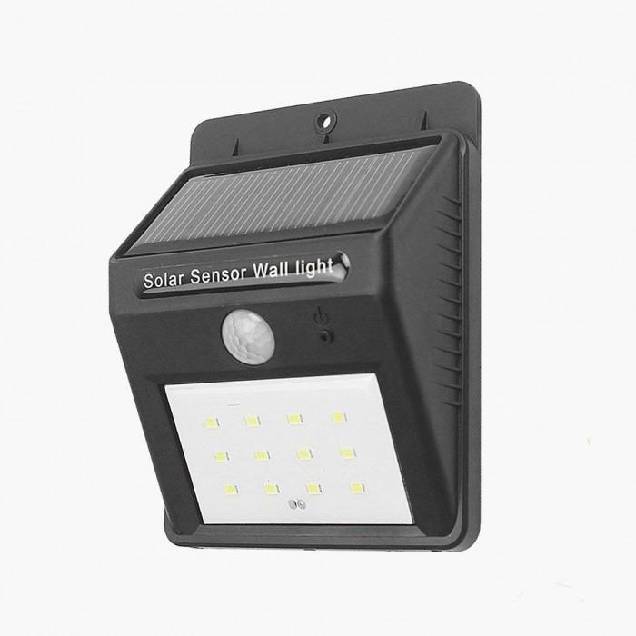 soojet sl67 Соларна лампа фенер LED със сензор за движение