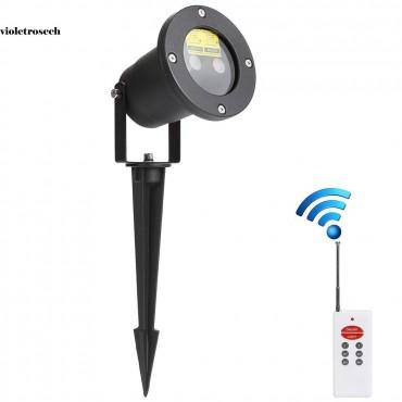 Лазерен прожектор Homdox, водоустойчив , LED