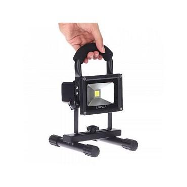 Lixada 10W LED акумулаторна лампа L1296-10WUS, 10W