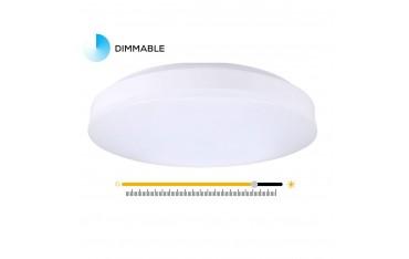 LED Лампа за таван TryLight ,12W, кръгла ф29 см