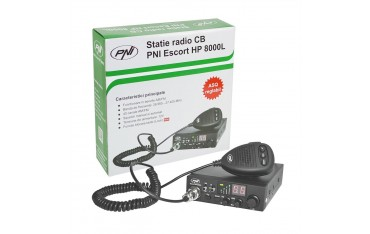 Радиостанция PNI CB Escort HP 8000L Регулируем ASQ 4 W Keylock