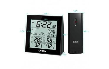 Метеостанция Oria, 9 функции